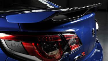 Vauxhall VXR8 GTS-R - tailgate