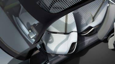 Hyundai 45 Concept - seats