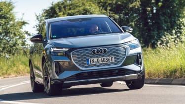 Audi Q4 e-tron Sportback -