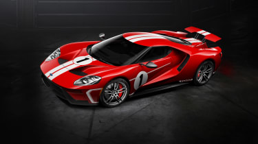 Ford Gt '67 Heritage edition