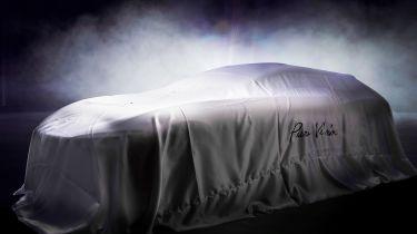 Pininfarina Pura Vision concept - teaser