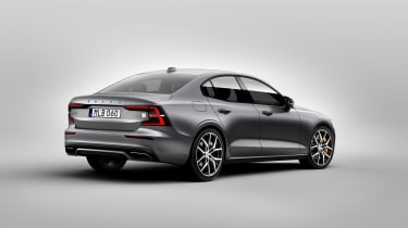Volvo S60 Polestar Engineered - rear studio