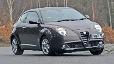 The Mito is a stylish and suprisingly fast supermini.