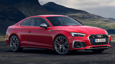 2019 Audi S5 - front 3/4 static