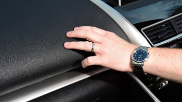 Mitsubishi Eclipse Cross long-term - final report plastic