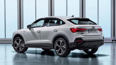 Audi Q3 Sportback - studio rear