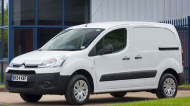 Citroen Berlingo - front quarter
