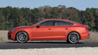 Audi S5 Sportback - side
