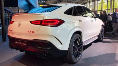 Mercedes-AMG GLE 53 - Frankfurt rear