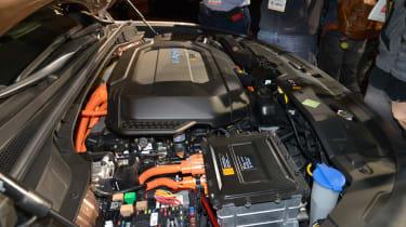 Hyundai NEXO - CES engine