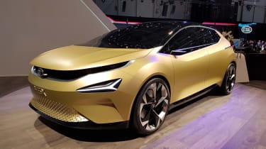 Tata 45X front