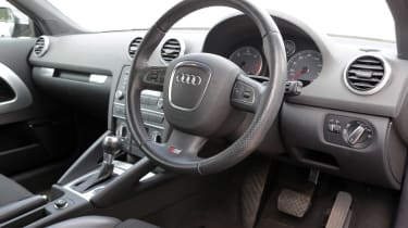 Used Audi A3 Mk2 - dash