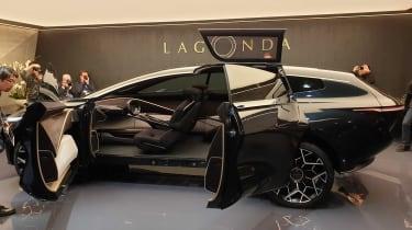 Lagonda All-Terrain concept side