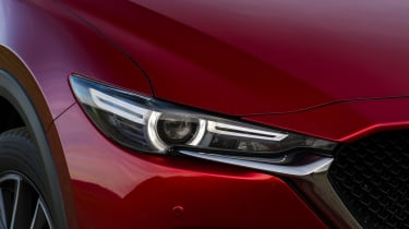 Mazda CX-5 2.2d Sport Nav - headlight