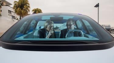 Volkswagen I.D. - driving