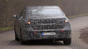 BMW 7 Series - spyshot 6