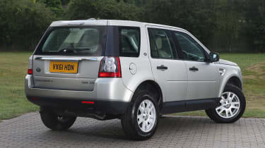Used Land Rover Freelander 2 - rear