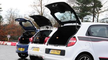 Renault Twingo vs rivals