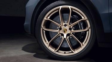 Porsche Cayenne Turbo GT - wheel