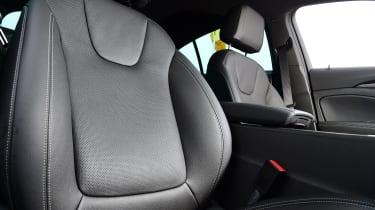 Vauxhall Insignia - seats