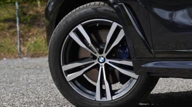 BMW X7 - wheels