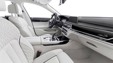 BMW 7 Series THE NEXT 100 YEARS - interior