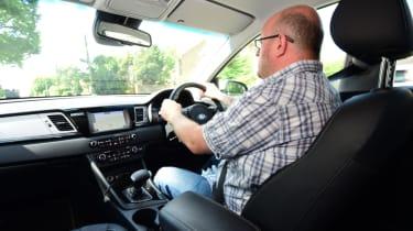 Kia Niro long-term - driving
