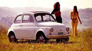 Fiat 500 turns 60