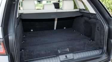 Range Rover Sport P400e - boot