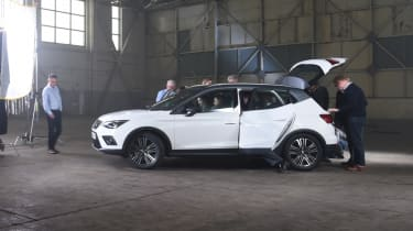 Readers report on SEAT's new Arona (sponsored) - revealed