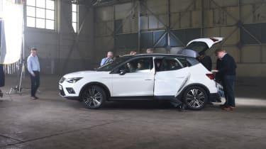 Readers report on SEAT's new Arona (sponsored) - revealed