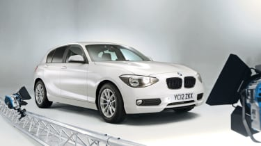 Best Compact Family Car: BMW 1 Series