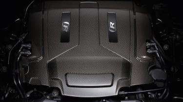 Jaguar XJR575 - engine