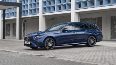 Mercedes E-Class Estate review - static profile