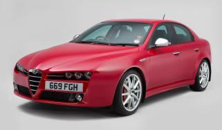 Used Alfa Romeo 159 - front