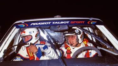 Peugeot Sport - Timo Salonen