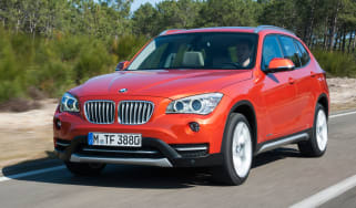 BMW 1 Series xDrive front tracking