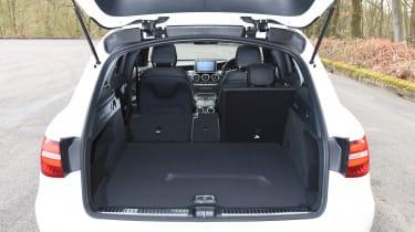 Mercedes GLC 350d 2017 - boot