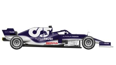 Alpha Tauri car