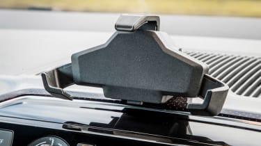Volkswagen up! GTI - phone holder