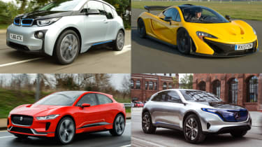 A to Z guide to electric cars - teaser