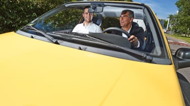 Renault Clio Mk1 - legend conceived header