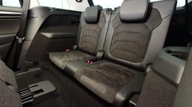 Skoda Kodiaq - rearmost seats