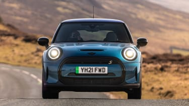 MINI Electric - full front