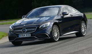 Mercedes S65 AMG front