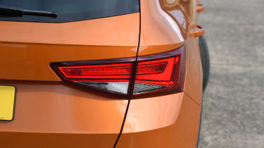 SEAT Ateca First Edition - rear light