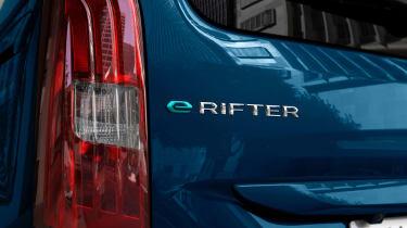 Peugeot e-Rifter - badge