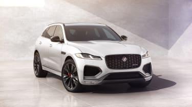 New Jaguar F-Pace R-Dynamic Black - front
