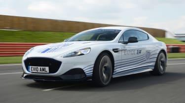 Aston Martin Rapide E - front