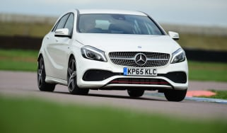 Mercedes A 250 AMG front